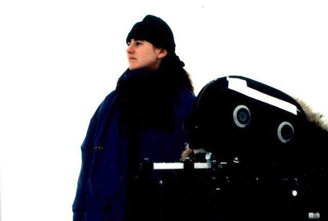 Tournage de Firmin-Un film de Anik Benoit-Anik Benoit réalisatrice