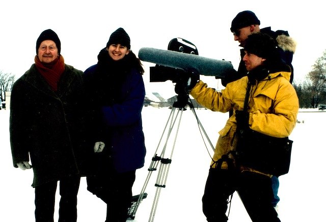 Tournage de Firmin-Un film de Anik Benoit-Firmin Desrochers-Anik Benoit-Jérome Sabourin-Serge Parent