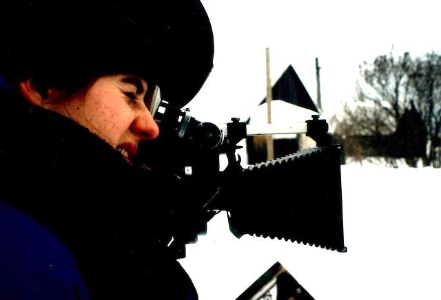 Tournage de Firmin-Un film de Anik Benoit-Réalisatrice Anik Benoit